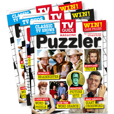4 Issues of Puzzler